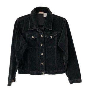 Faded Glory Size M Long-sleeve Jacket